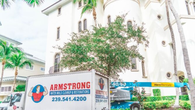 Armstrong Water Mold Cleanup & Restorations SWFL