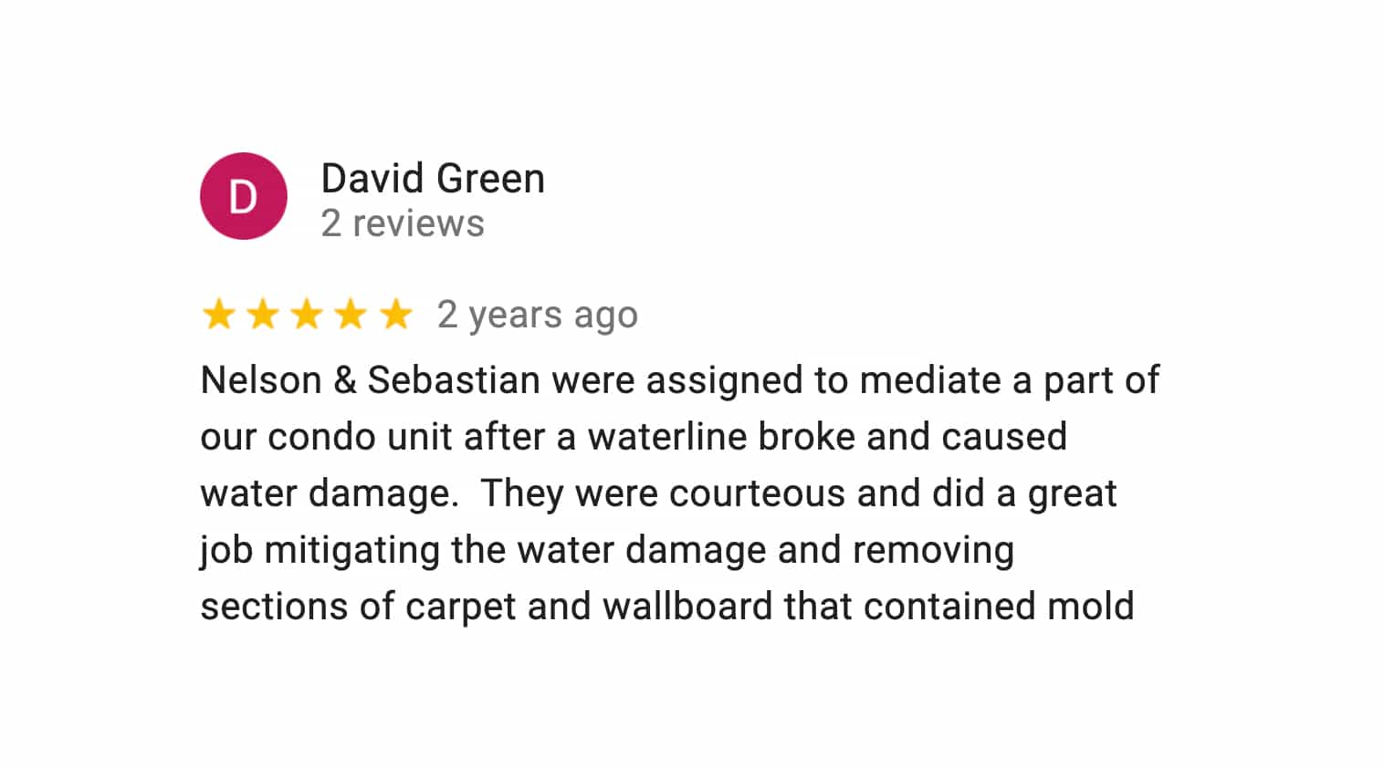 Reviews ServiceMaster by Reed in Alabama