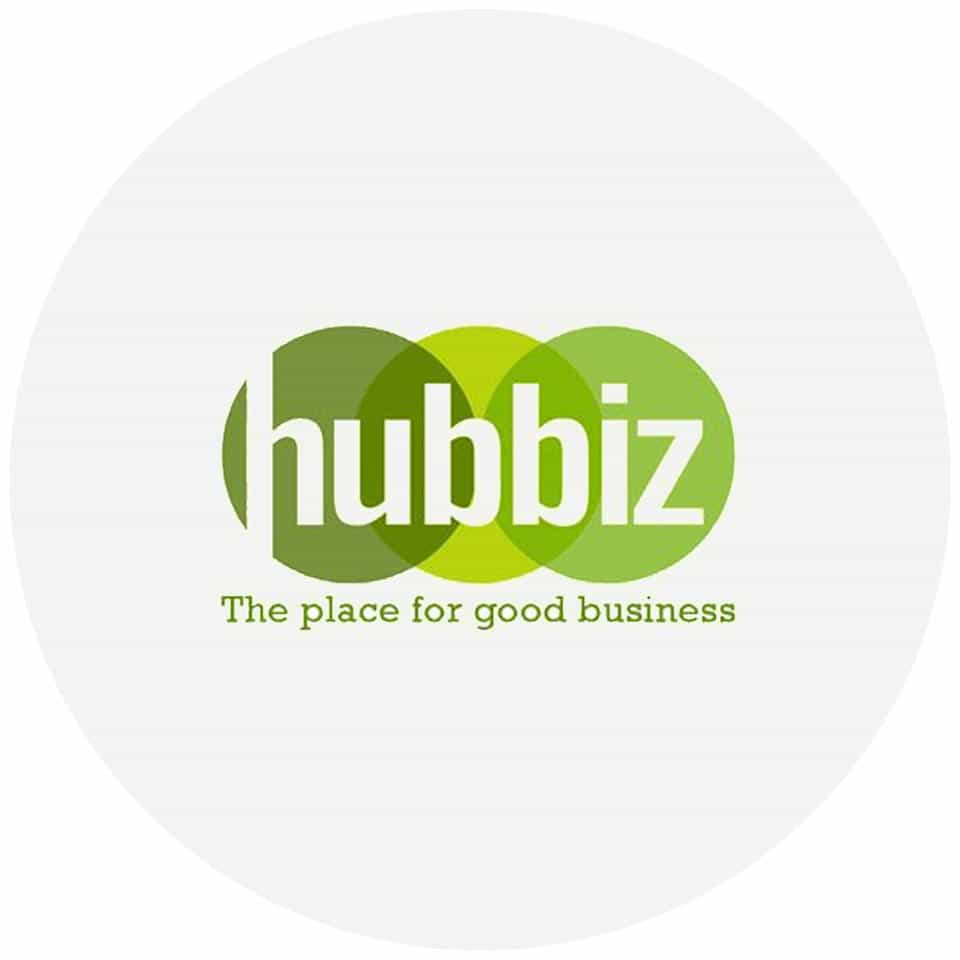 hubbiz logo